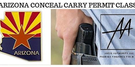 AZ CCW Class - Palm Desert