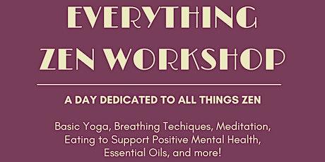 Everything Zen Workshop tickets