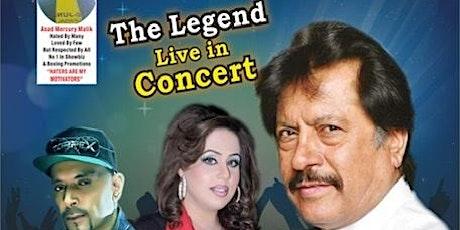 Legend Atta Ullah Khan Esakhelvi-Bradford Show) New Years Day wed 01/01/20 tickets
