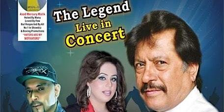 Legend Atta Ullah Khan Esakhelvi-Bradford Show) New Years Day wed 01/01/20