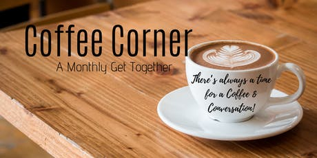 December Coffee Corner tickets