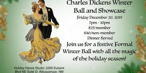 Charles Dickens Winter Ball