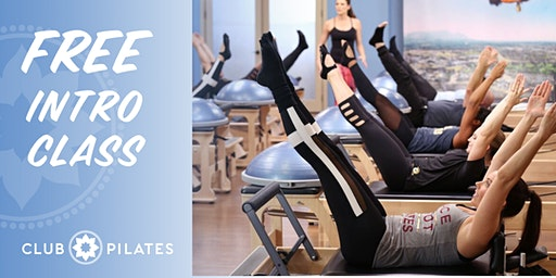 30 min FREE Intro Class  - CLUB PILATES Jordan Creek