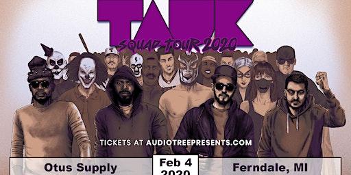 TAUK: Squad Tour 2020