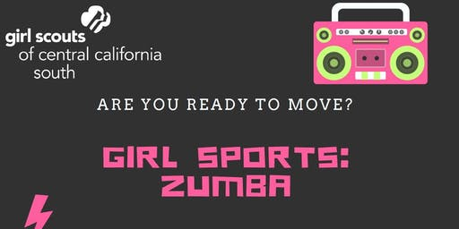 Girl Sports: Zumba - Ridgecrest