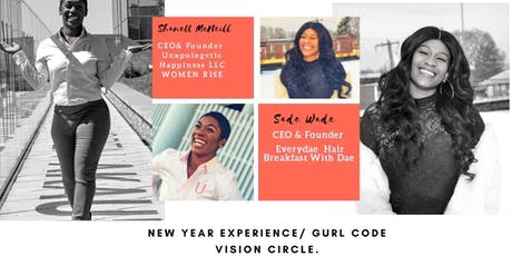 A New Year Experience / Girl Code Vision Circle tickets