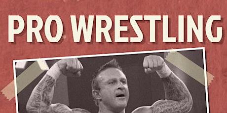 Adrenaline Pro Wrestling Featuring ECW Original Kid Kash tickets