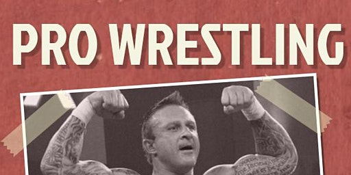 Adrenaline Pro Wrestling Featuring ECW Original Kid Kash