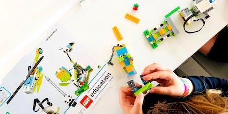 Lego Mindstorms/WeDo Robotics Workshops School Holiday Program tickets