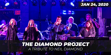 WoodsideLIVE! - The Diamond Project tickets