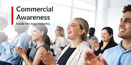 LexisNexis Commercial Awareness Workshop tickets