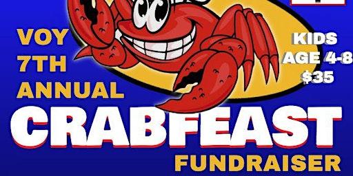 VOY's 7Th Annual Crab Feast Fundraiser