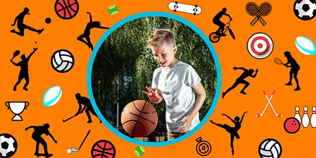 Bounce, Dribble, Shoot - Session 1  (9 to 13 years) tickets