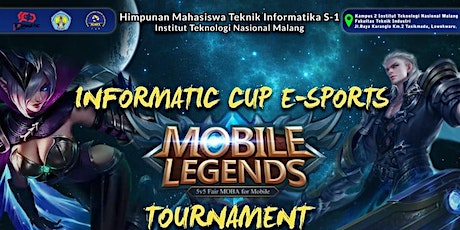 IF-CUP | E-SPORT MOBILE LEGENDS tickets