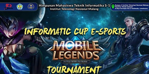 IF-CUP | E-SPORT MOBILE LEGENDS