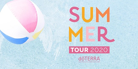 dōTERRA Summer Tour 2020 - WELLINGTON tickets