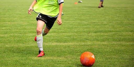 Three Day Soccer Clinic
