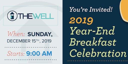Year-End Breakfast Celebration