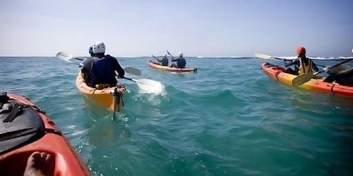 Kayaking and Stand Up Paddleboarding 20 January 2020 - Lakes Entrance