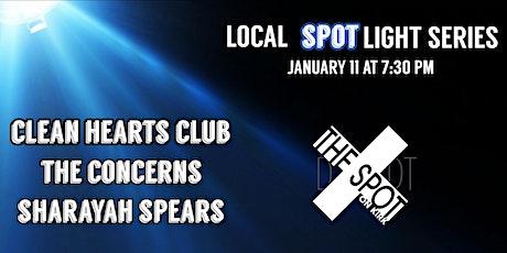 Local SPOTlight Series tickets