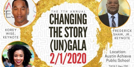 2020 Changing the Story (un)Gala tickets