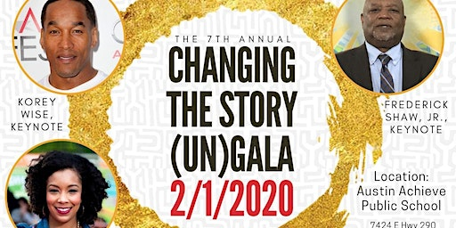 2020 Changing the Story (un)Gala