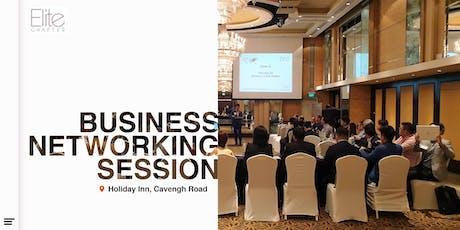Elite Business Networking & Meet Up tickets