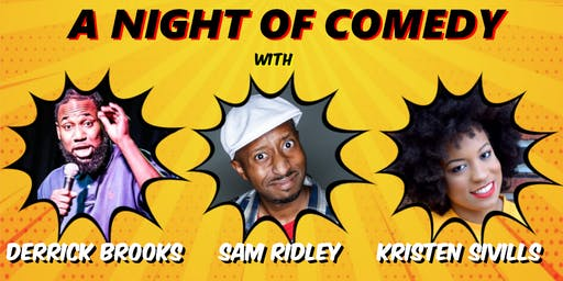 Comedy Night At Montego Island Grill!