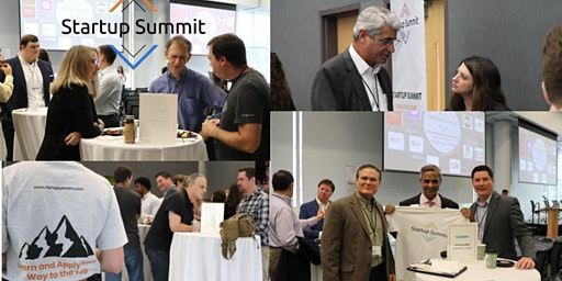 """2020 Startup Summit """"New Year, New Entrepreneur You"""" Kickoff Party"""