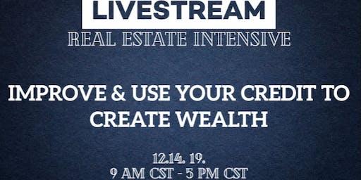 LIVESTREAM: Improve & Use Your Credit to Create Wealth - Phoenix, AZ