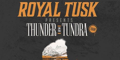 Royal Tusk , BRKN LOVE , Ready The Prince