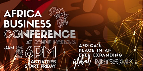 Africa Business Conference tickets