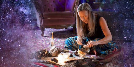 Shamanic Ancestral Journey with Sand Symes
