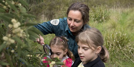 Junior Ranger Bush Detective - Lysterfield Park tickets