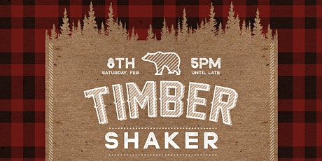 Timber Shaker - A FUNdraiser for the High River Pump Track! tickets
