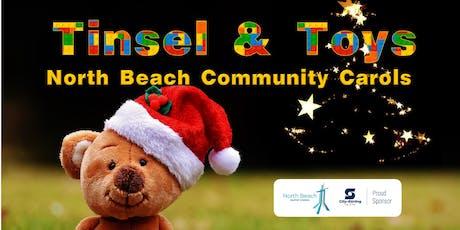North Beach Fun Fair & Community Carols tickets