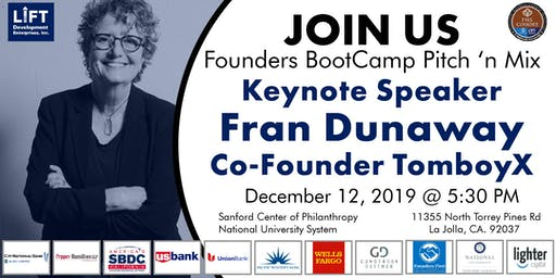 Fall 2019 Founders Bootcamp Networking & Pitch Night