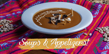 Soups & Appetizers - Cooking Experience tickets
