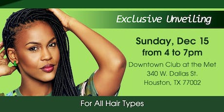 Exclusive Brand Activation Haircare Event tickets