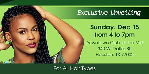 Exclusive Brand Activation Haircare Event