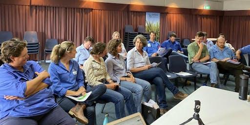 GRDC Emerging Agros Network   Dubbo