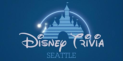 Disney Trivia Seattle - 6:30 Session