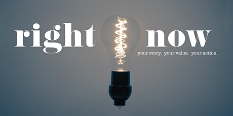 """Right Now"" Your Story, Your Value, Your Action to End Human Trafficking tickets"