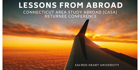LFA - CT Area Study Abroad Returnee Conference tickets