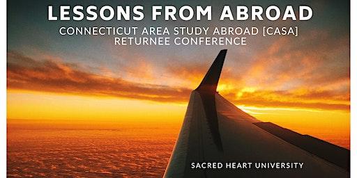 LFA - CT Area Study Abroad Returnee Conference