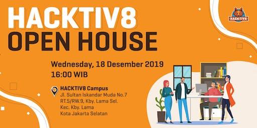 HACKTIV8 Open House December 2019
