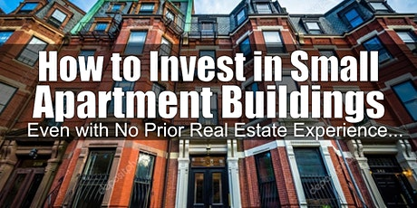 Investing on Small Apartment Buildings in West Virginia tickets