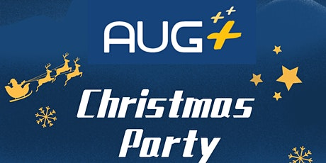 AUG+ Brisbane Christmas Party 2019 tickets