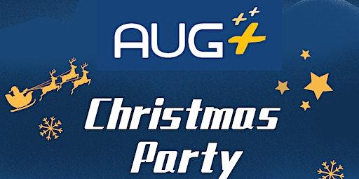 AUG+ Brisbane Christmas Party 2019