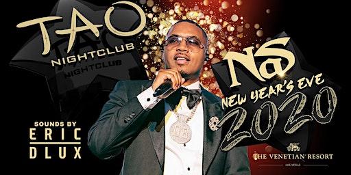 NAS @ TAO Night Club Las Vegas, New Years Eve 2020! Tuesday December 31st